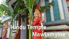 Hindu Temple Mawlamyine