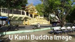 UKanti Buddha Image